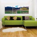 熱い販売法の家具の装飾の現代抽象的な人間図油絵