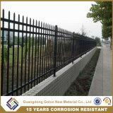 塗られるPVCホーム庭の防御フェンスの製造者を囲う