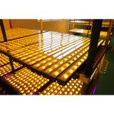 Lampe de rondelle de mur de la commande 18W LED de W/Ww/RGB DMX512