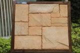 人工的な石塀のタイルの総合的な石、モザイクVenner (YLD-30012)