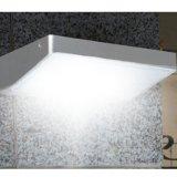 4W 4000mAリチウム電池の太陽動きセンサーランプが付いている極度の明るい48 LEDの洪水ライトIP65屋外LED壁ライト