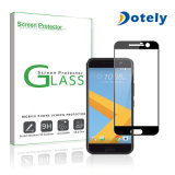 HTC 10のためのDotelyの緩和されたガラススクリーンの保護装置の完全なカバー