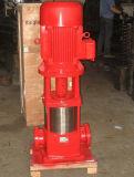 Pompe à plusieurs étages verticale de Gdl