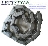 Ne30-152.4、Ne50、Ne100、Ne150のNe300セメントの製造所のチェーン式バケットエレベータのコンベヤーの鎖