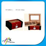 Luxuxzigarrenschachtel-Zigarrenschachtel mit Schließfach