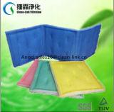 파랑 또는 백색 또는 녹색 페인트 살포 부스 저속한 전 필터