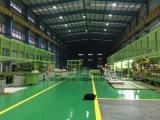 Vorfabriziertstahlkonstruktion-Stahlrahmen für staubfreie Pflanzenwerkstatt