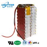 LiFePO4 блок батарей 3.5ah подгонянное 48V, 7ah, 12ah, 25ah60ah, 100ah, изготовление батареи 200ah