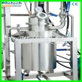 Extractor e Concentration solvibili Tank