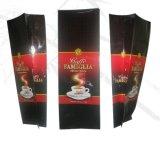 高品質の平底のアルミホイルのコーヒーバッグ