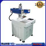 Máquina de acrílico de la fábrica y de madera de cristal no matálica-cerámica de la marca del laser del CO2 del tubo de cristal del R-F del vector