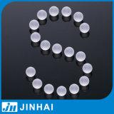 (2mm-12 millimètre) 4mm ont givré la bille en verre transparente pour des pièces de Srayer