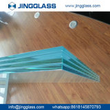 Lista de preço de vidro matizada cerâmica do fornecedor do vidro de segurança de Spandrel da construção de edifício