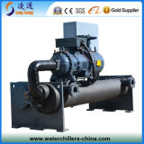 Hanbell Semi-Hermetic 나사 물 냉각장치 (90kW-1776kW 냉각 수용량)