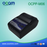 Ocpp-M06 impressora térmica móvel de Bill do recibo do Ios Bluetooth para o iPad