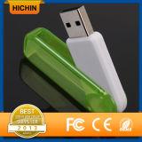 Bewegliches Plastic 4GB Pen Drive