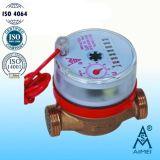 Multi tipo medidor do secador a ar de água quente de bronze