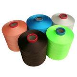 El hilado de los filamentos de los hilados de polyester DTY colorea 150d 300d 450d