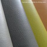 Cuoio di cuoio tenuto da adesivo del sofà dell'unità di elaborazione della mobilia (KC-W084)