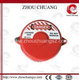 Verrouillage durable de soupape à vanne de polypropylène de haute sécurité pour le cadenas de sûreté