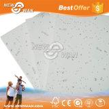 Panneau de plafond acoustique insonorisé/tuiles minérales de plafond de fibre