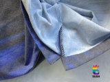 Sacos de Drawstring requintados feitos sob encomenda de Fabrice do algodão do saco (SS-dB4)