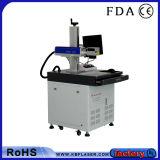 Machine UV d'inscription de laser du refroidissement par eau 355nm 3With5With10W de système de traçabilité de carte pour toute l'inscription en plastique de laser de matériaux
