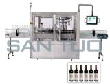 Étiqueteur à grande vitesse rotatoire de bouteille