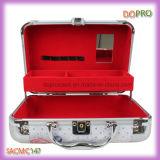 Caso pequeno da vaidade da beleza da impressão UV com testes padrões do vintage (SACMC147)