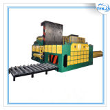 Машина давления металлолома чонсервных банк Y81t-1600 автоматическая стальная