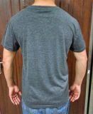 T-shirt ordinaire en gros chaud bon marché de bonne qualité d'hommes de Wummer