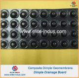 배수장치를 위한 HDPE 보조개 Geomembrane