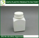 PET 100ml Temperament-offensichtliche Schutzkappen-Plastikmedizin-Flasche