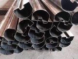 Tube Shaped spécial soudé de l'acier inoxydable 201
