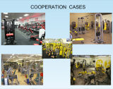 Equipo de la aptitud/equipo de la gimnasia para el becerro horizontal estupendo (HS-1025)