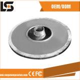 CNCはアルミニウムデッサンデザインを陽極酸化の部品またはアルミ合金の鋳造が付いているダイカストをカスタマイズした