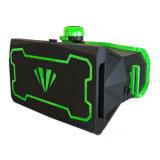 Hoofdtelefoon van Vr van de Glazen van de Werkelijkheid van het Karton van Google de Plastic Virtuele 3D