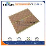 Druck PVC-Decken-Vorstand-Holz