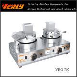 Edelstahl-Popcorn-Maschine des Gas-Vbg-702