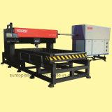 La bonne machine de découpage de laser de CO2 de haute énergie des prix pour plat meurent le découpage en bois de laser de panneau