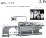 Maquinaria de envasado de encuadernación plegable de encargo automática de la máquina del Cartoner del rectángulo para la botella