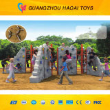 Gute Qualität scherzt Plastikfelsen-Steigenwand (A-05203)
