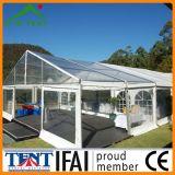 Tentes imperméables à l'eau en aluminium transparentes d'écran pour l'usager