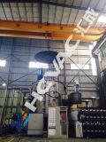 China-Edelstahl-Blatt/Rohr/Vakuumbeschichtung-Maschine der Teil-Titan-PVD
