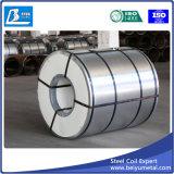 Bobine en acier galvanisée de haute qualité Dx51d de Gi en acier de bobine