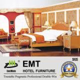 Mobília luxuoso do quarto do hotel (EMT-D1201)