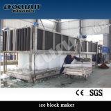 Máquina pequena do fabricante de gelo do bloco