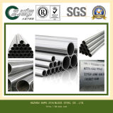 Tubo de acero inoxidable soldado diámetro bajo (300 SERIES)