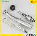 Turbine à air dentaire de fibre optique Handpiece