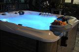 Prijs 2 van Wholesales van Kgt Zitkamers en 5 Seats Luxury Massage SPA Tonnen jcs-12